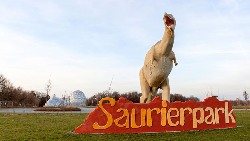 Saisonstart 2017 im Saurierpark Bild 2