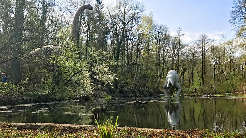 Saisonstart 2017 im Saurierpark Bild 5