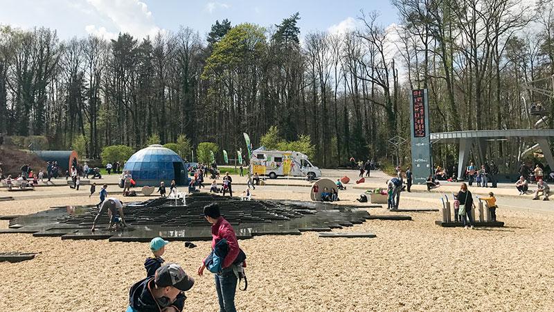 Saisonstart 2017 im Saurierpark Bild 7