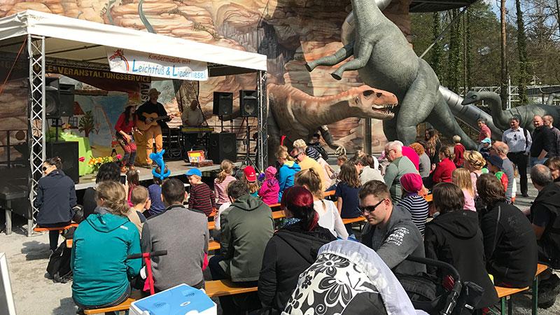 Saisonstart 2017 im Saurierpark Bild 8