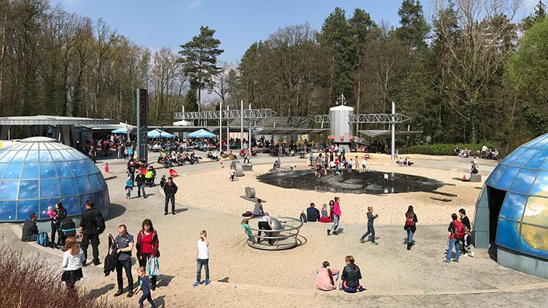 Saisonstart 2017 im Saurierpark Bild 9